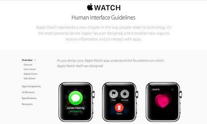 apple guideline